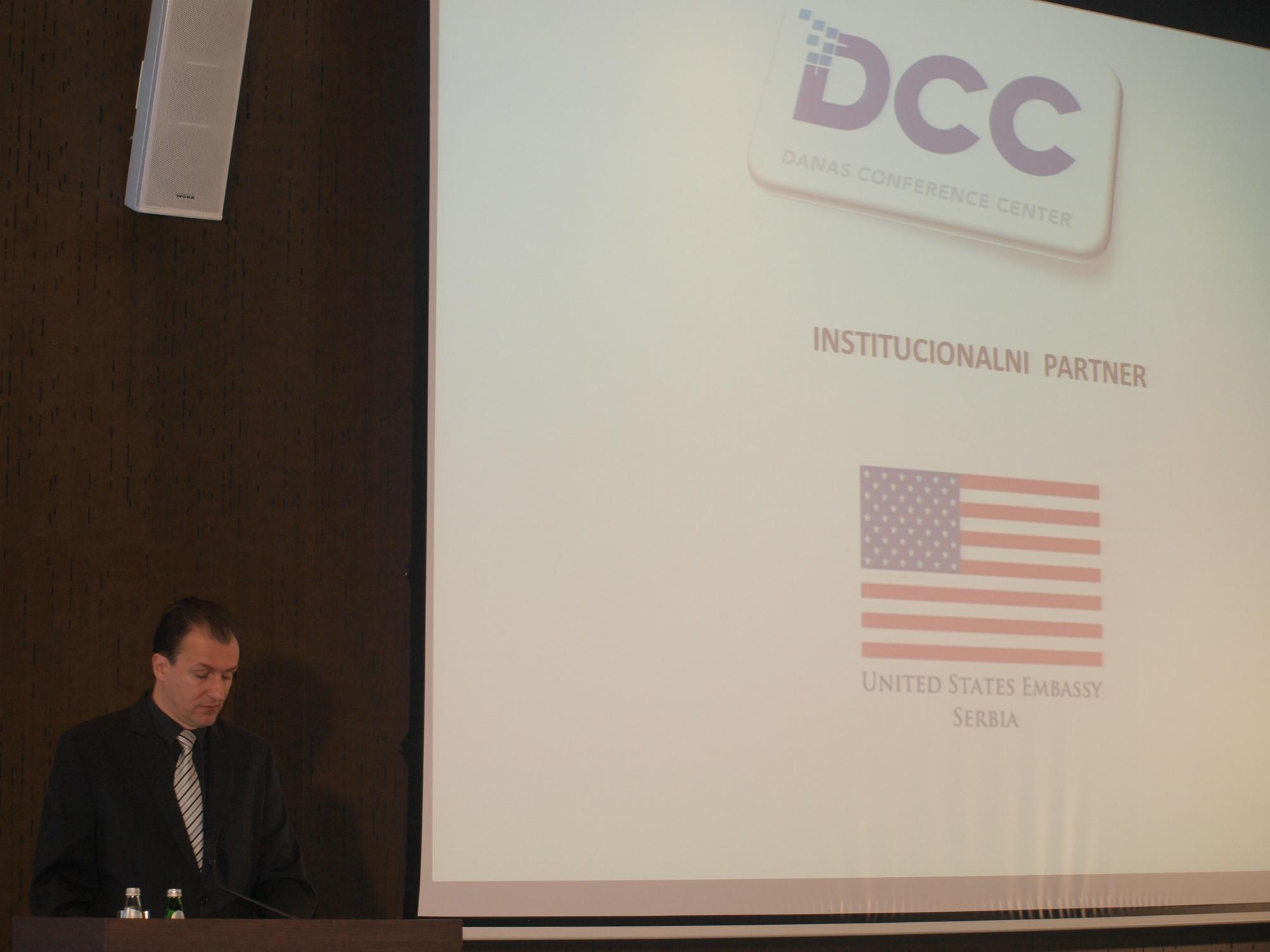 Nastavak uspešne saradnje Ambasade SAD i Danas konferens centra