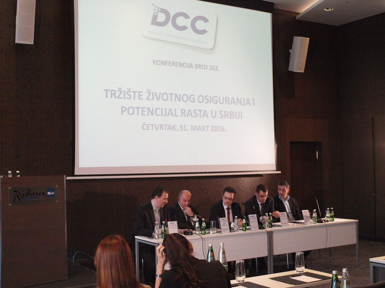 Blagi porast premija životnog osiguranja u Srbiji