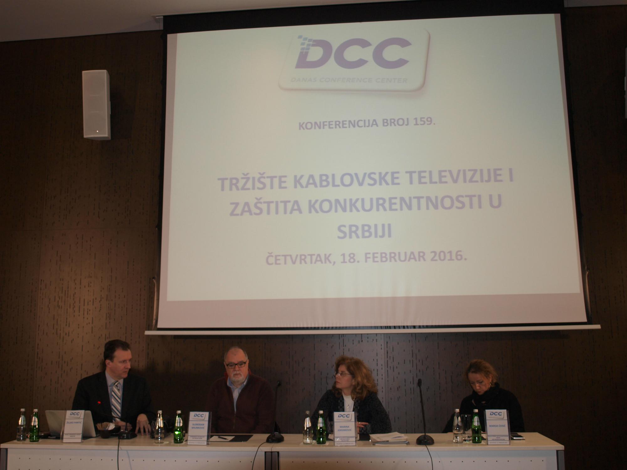 Nezakonita distribucija preko malih stanica najveća konkurencija kablovskim TV operatorima