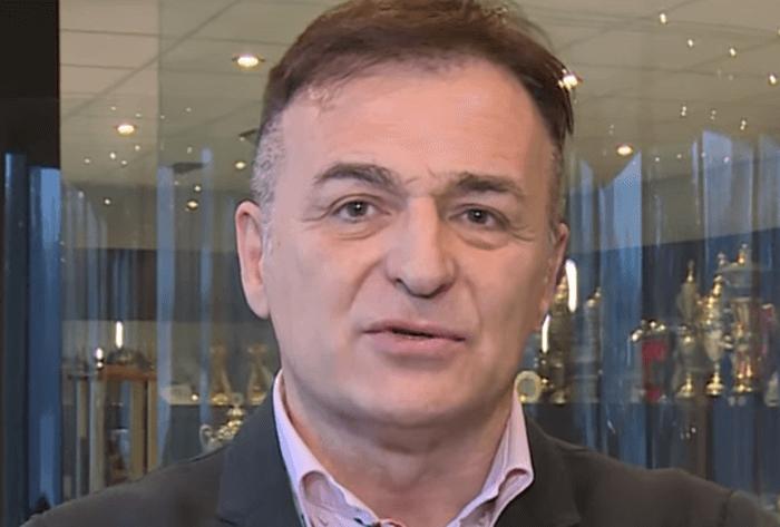 TV Partizan: Branislav Lečić-Proleće ima ime Partizan!