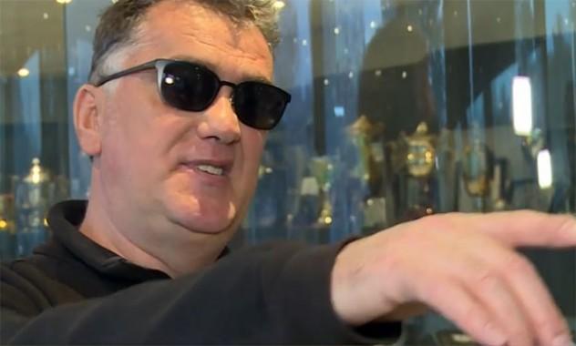 TV Partizan: Zoran Kostić Cane-Dođite da dočekamo proleće
