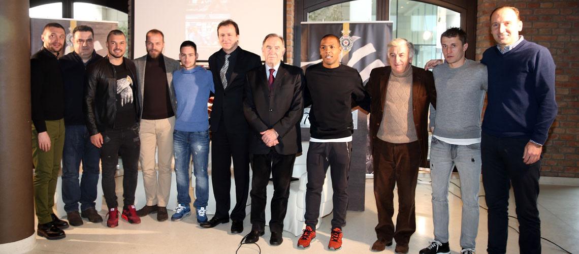 Partizan APP svečano predstavljen u Radisson Blu hotelu