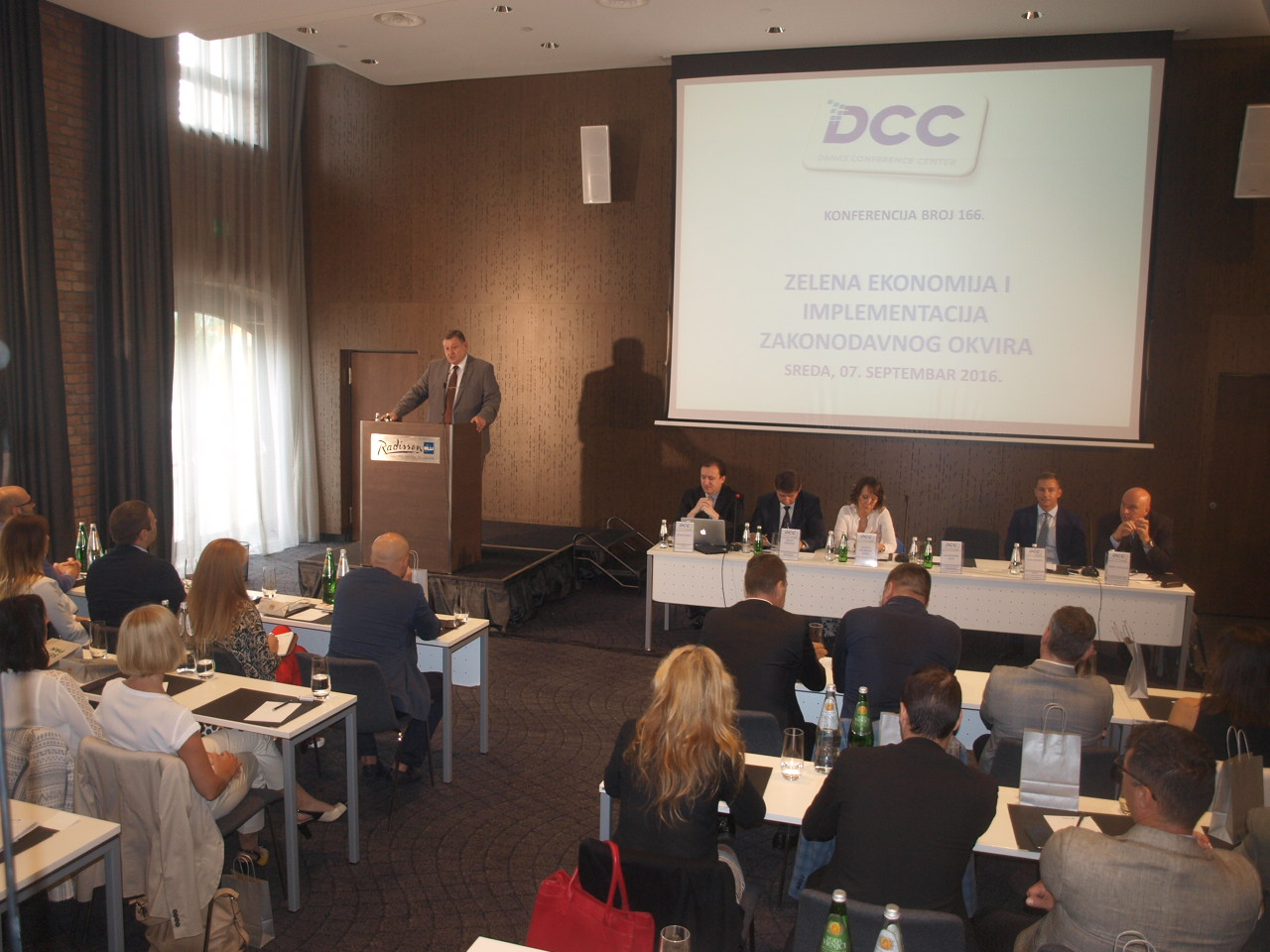 Nova sezona konferencija Danas konferens centra