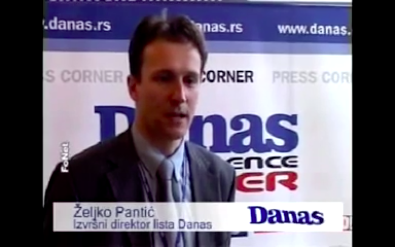 Devet godina Danas konferens centra(VIDEO)
