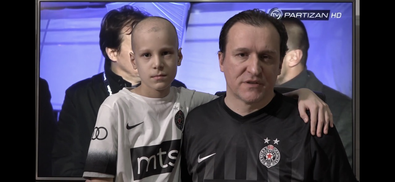 Isaija Pantić: Hvala svima!!!(VIDEO)