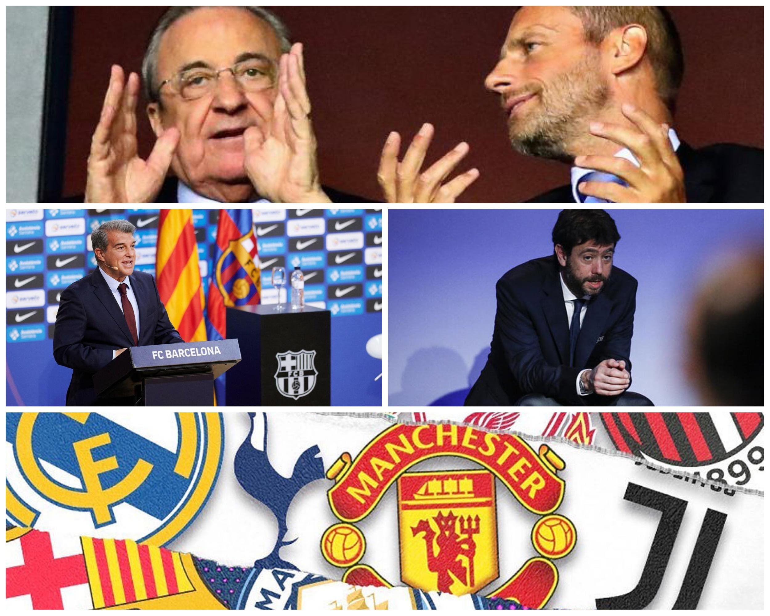 Krah Superlige bogatih i UEFA koja nije platila dinar na mostu, ali je platila dva na ćupriji