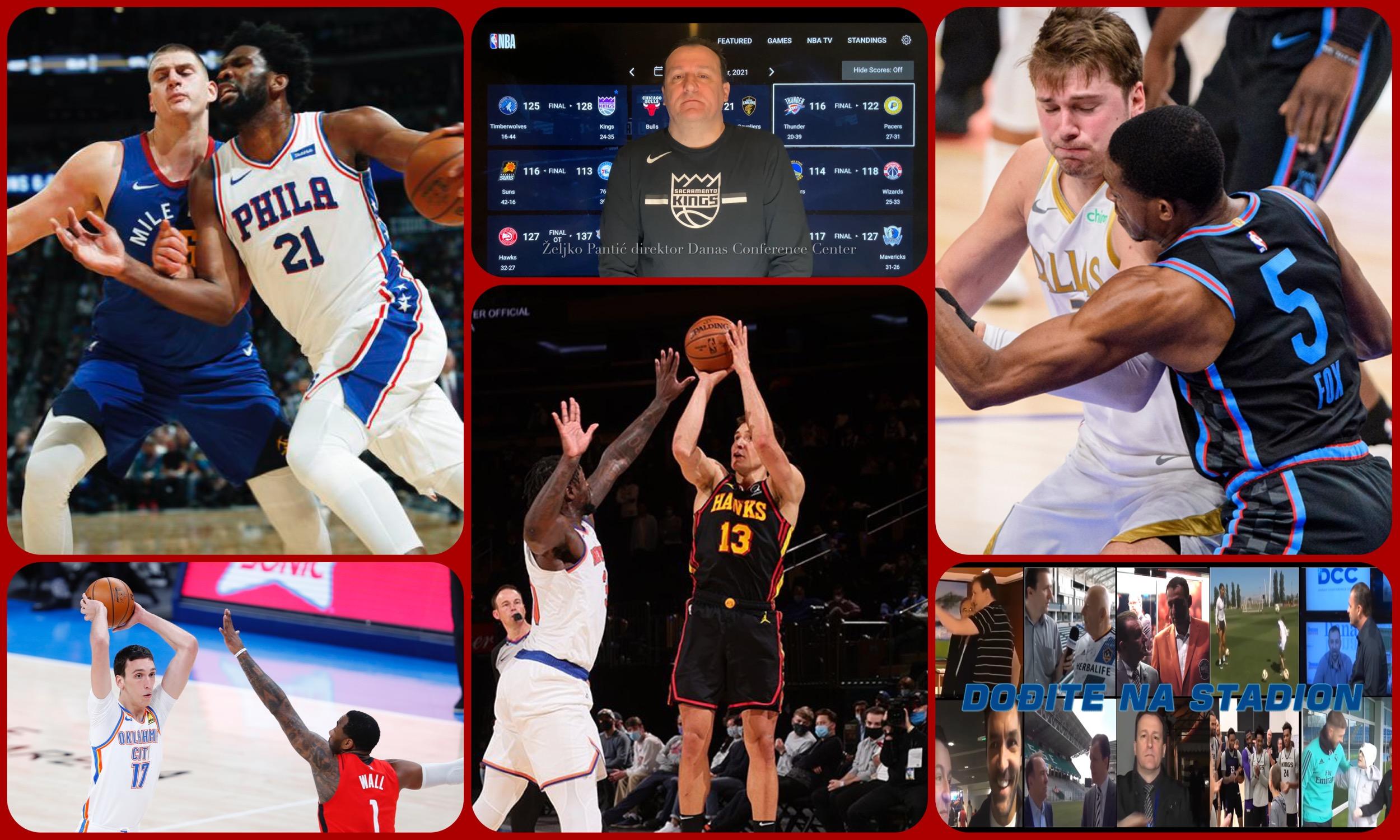 NBA Specijal: Velika MVP dilema-Nikola Jokić ili Džoel Embid? (VIDEO)
