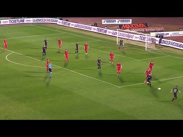 TV Izveštaj: Partizan-Radnički Niš 2:0. Rutinska Pirova pobeda nad ofucanom filijalom iz Niša (VIDEO)