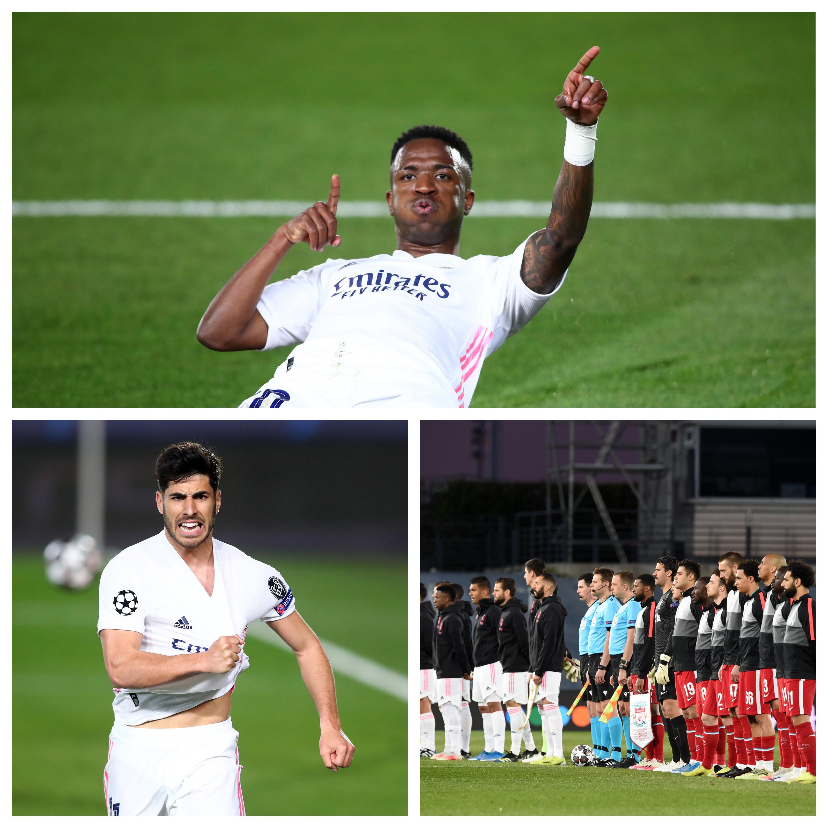Liga šampiona: Vinicijus Žunior i Asensio za pobedu Real Madrida nad očajnim Liverpulom