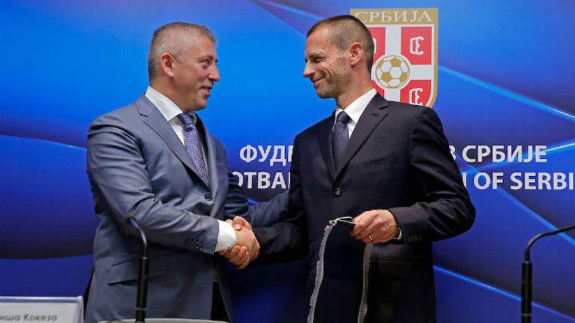 UEFA poziva političare da spreče stvaranje Super lige velikih klubova