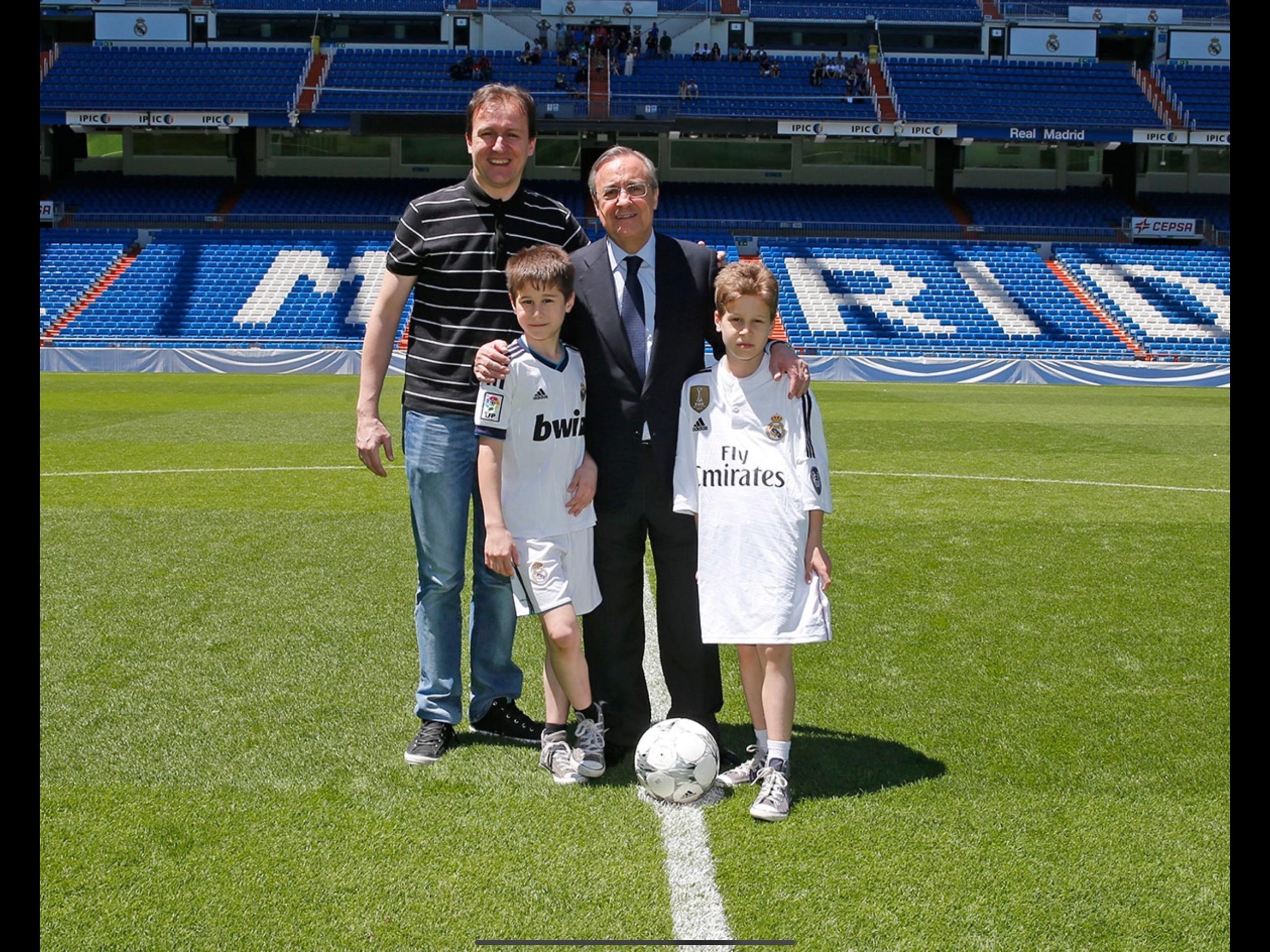 Florentino Perez reizabran za predsednika Real Madrida