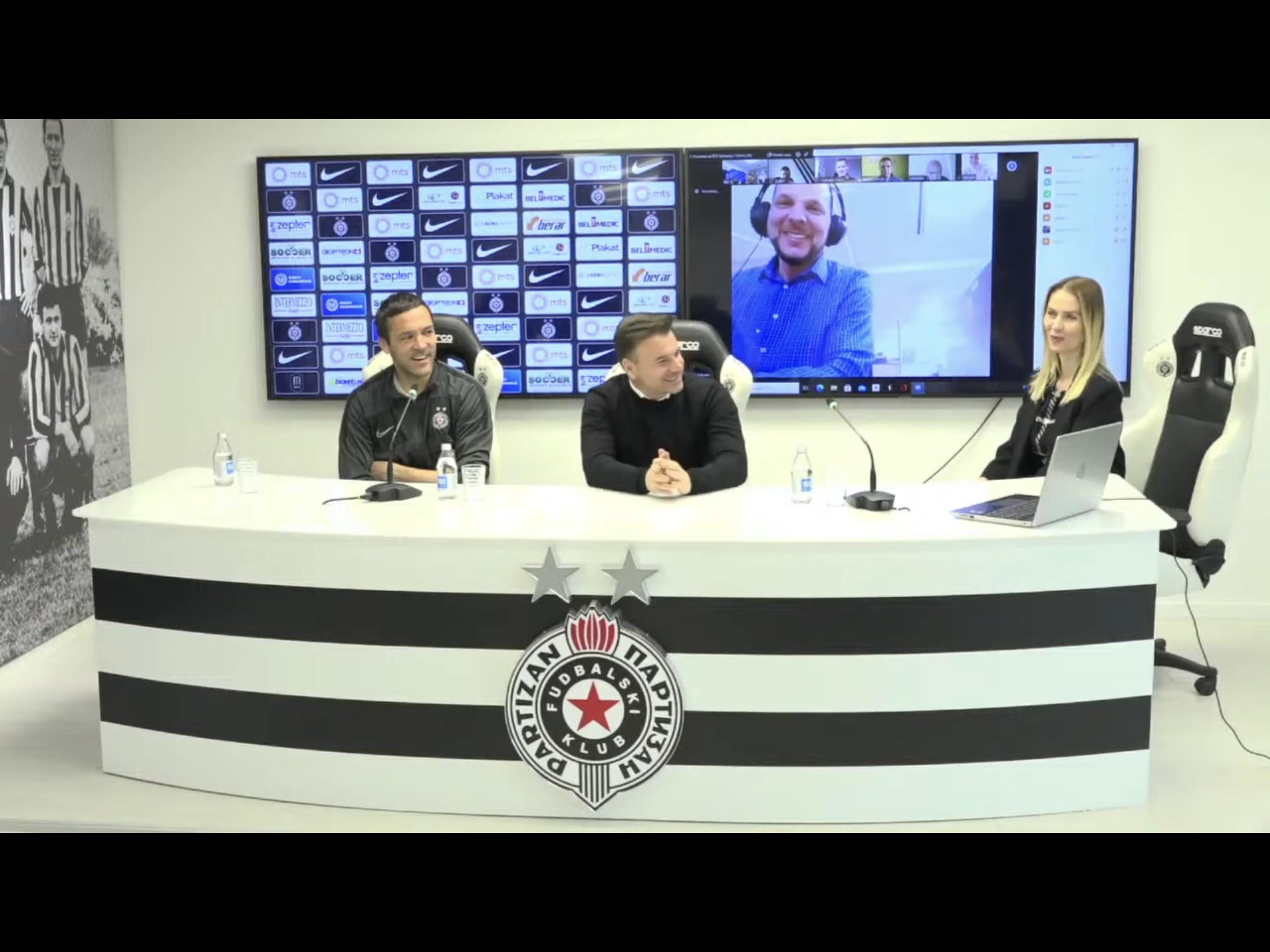 Partizan spreman za večiti derbi, portal kladionice Mocart ponovo na zavidnom nivou informisanosti (VIDEO)