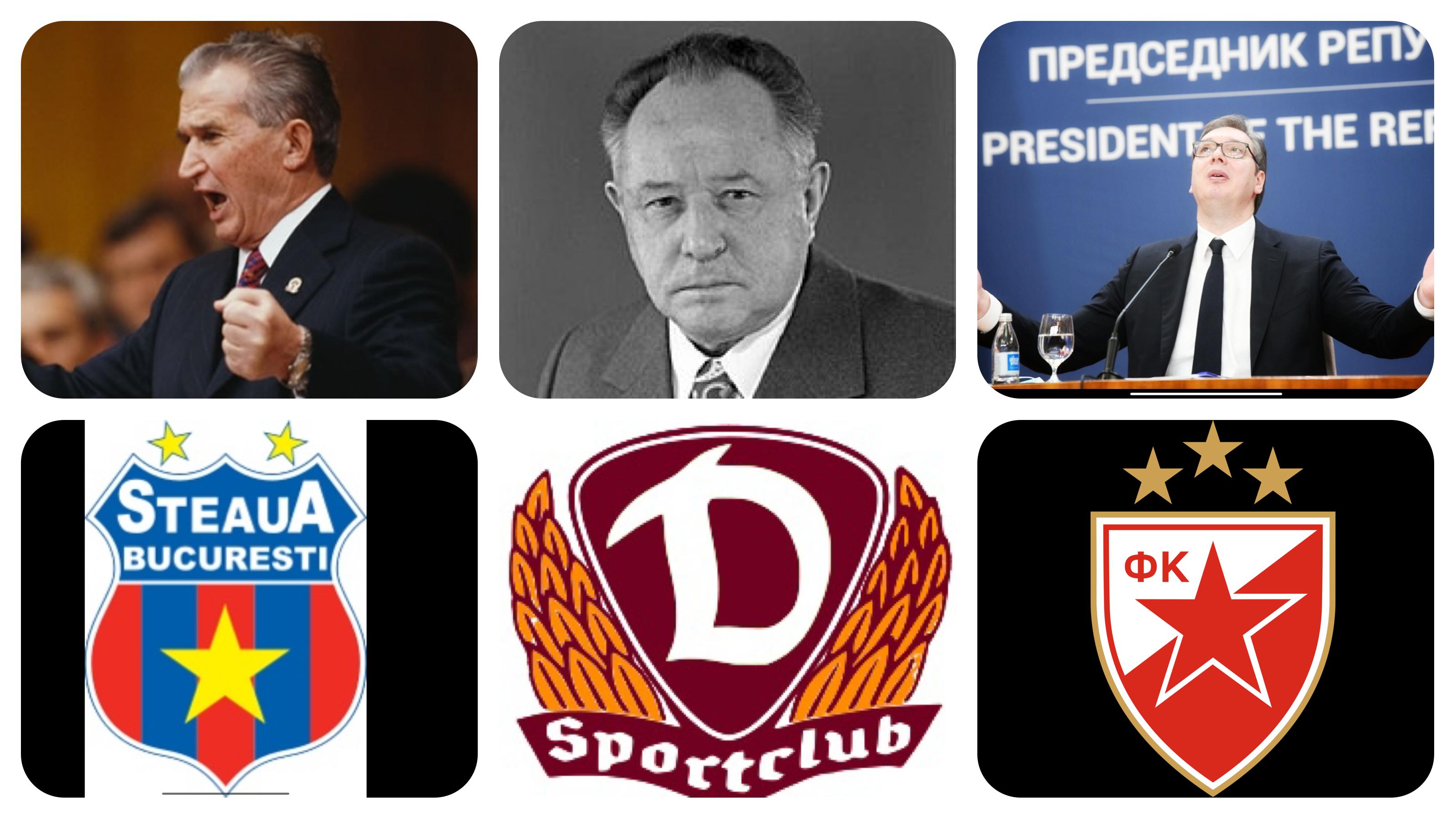 Vučićeva Crvena zvezda dominantnija od Milkeovog Dinamo Berlina i Čaušeskuove Steaue