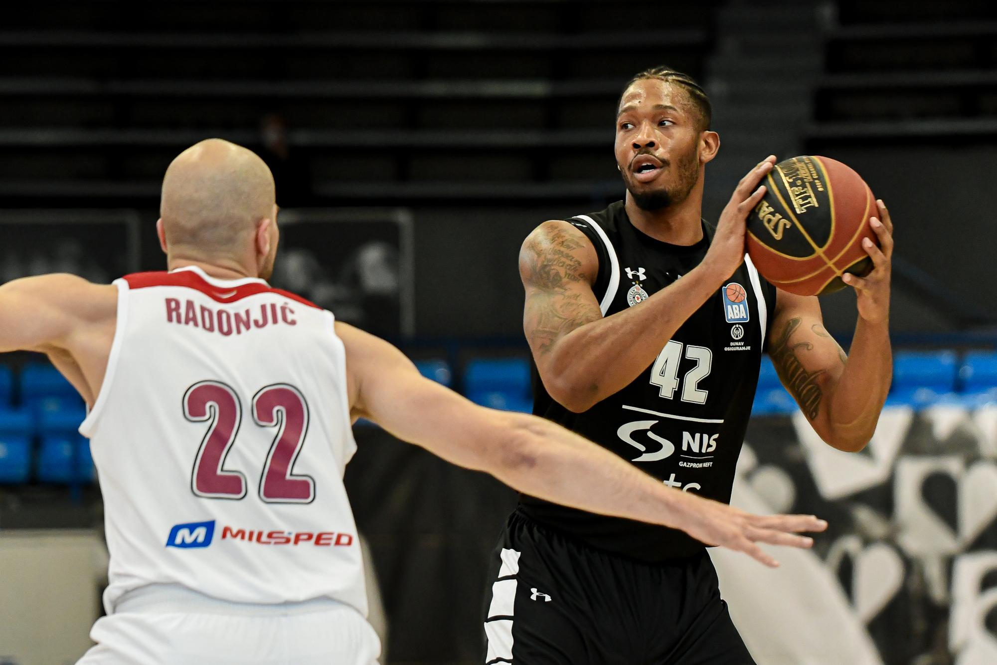Četvrta vezana pobeda Partizana u ABA ligi nakon ispadanja iz borbe za plej of