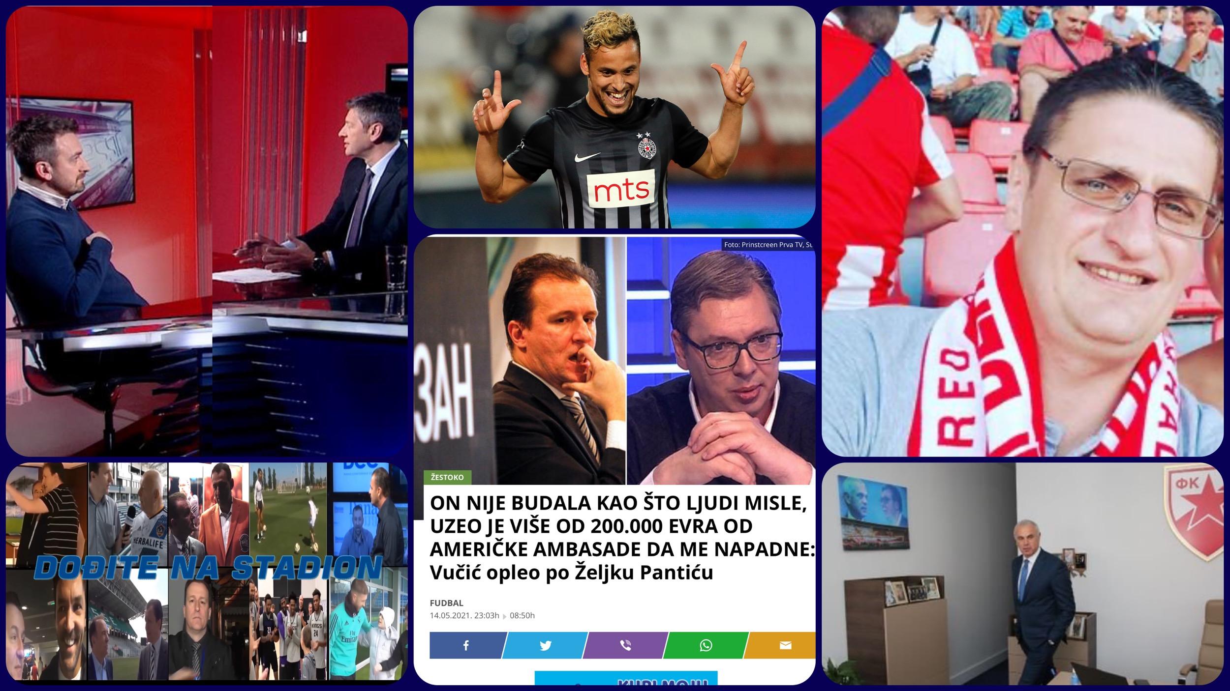 Dođite na stadion broj 413. Vučić koji mi ne zna ime i trajno neobavešteni Jugoslav…(VIDEO)