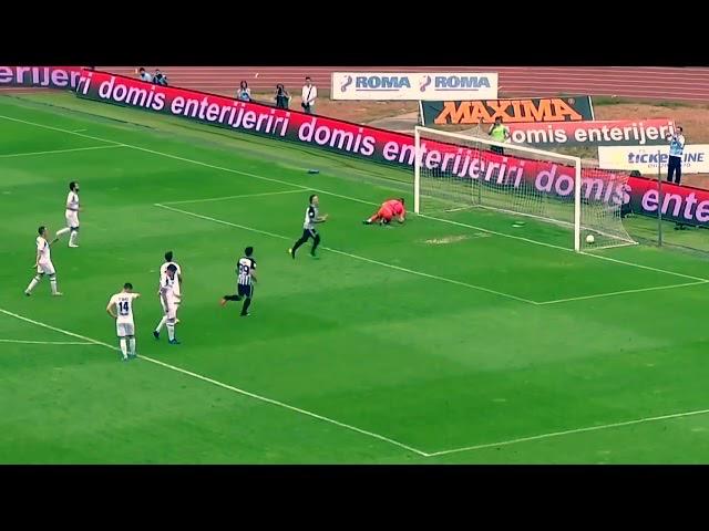 TV Izveštaj: Partizan:TSC 3:1. Revija promašaja gostiju i genijalnost budućeg izdajnika Natka… (VIDEO)