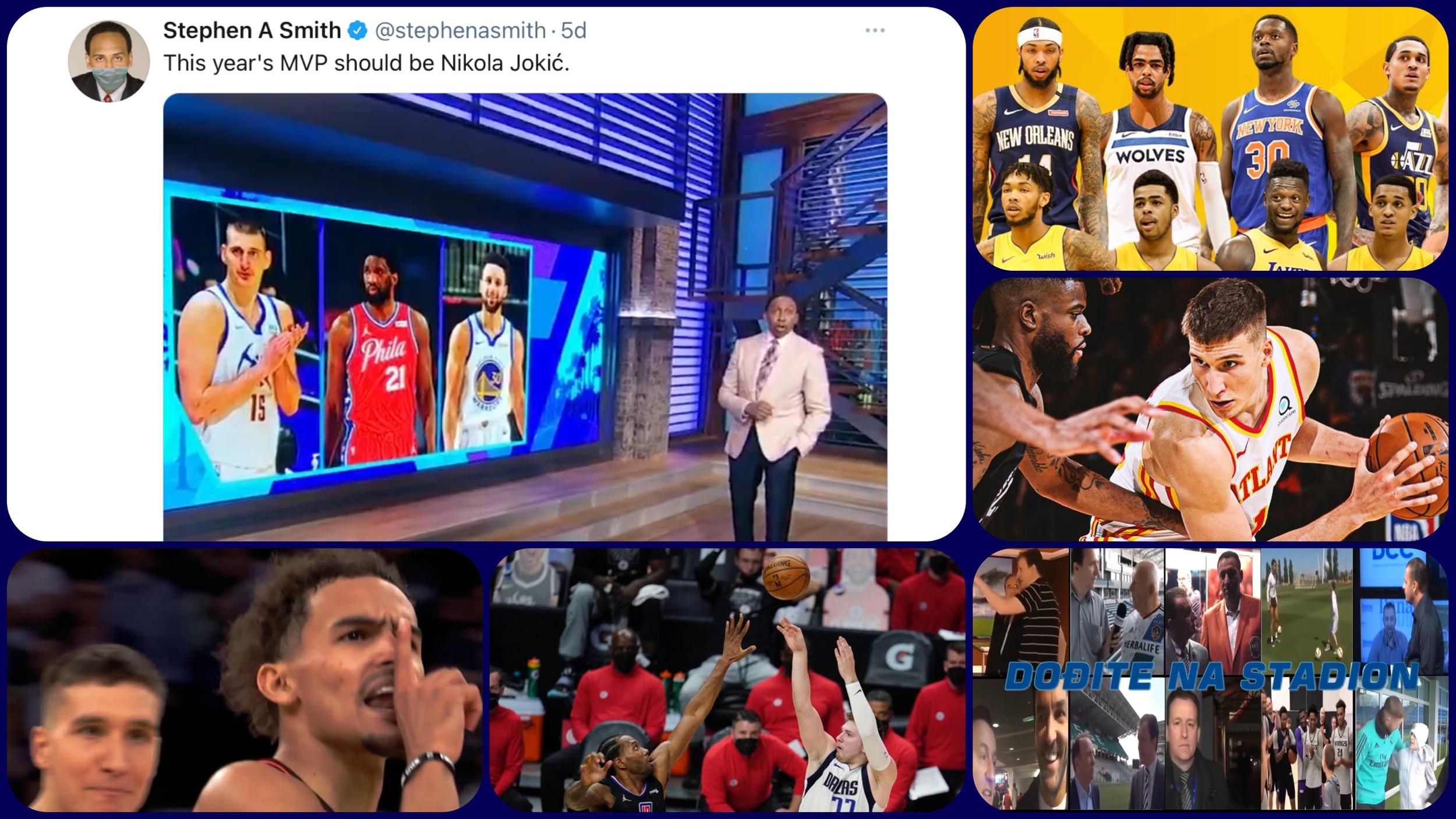 NBA Specijal: MVP Jokić kao 41. pik na draftu i priča o nestrpljivim Lejkersima… (VIDEO)
