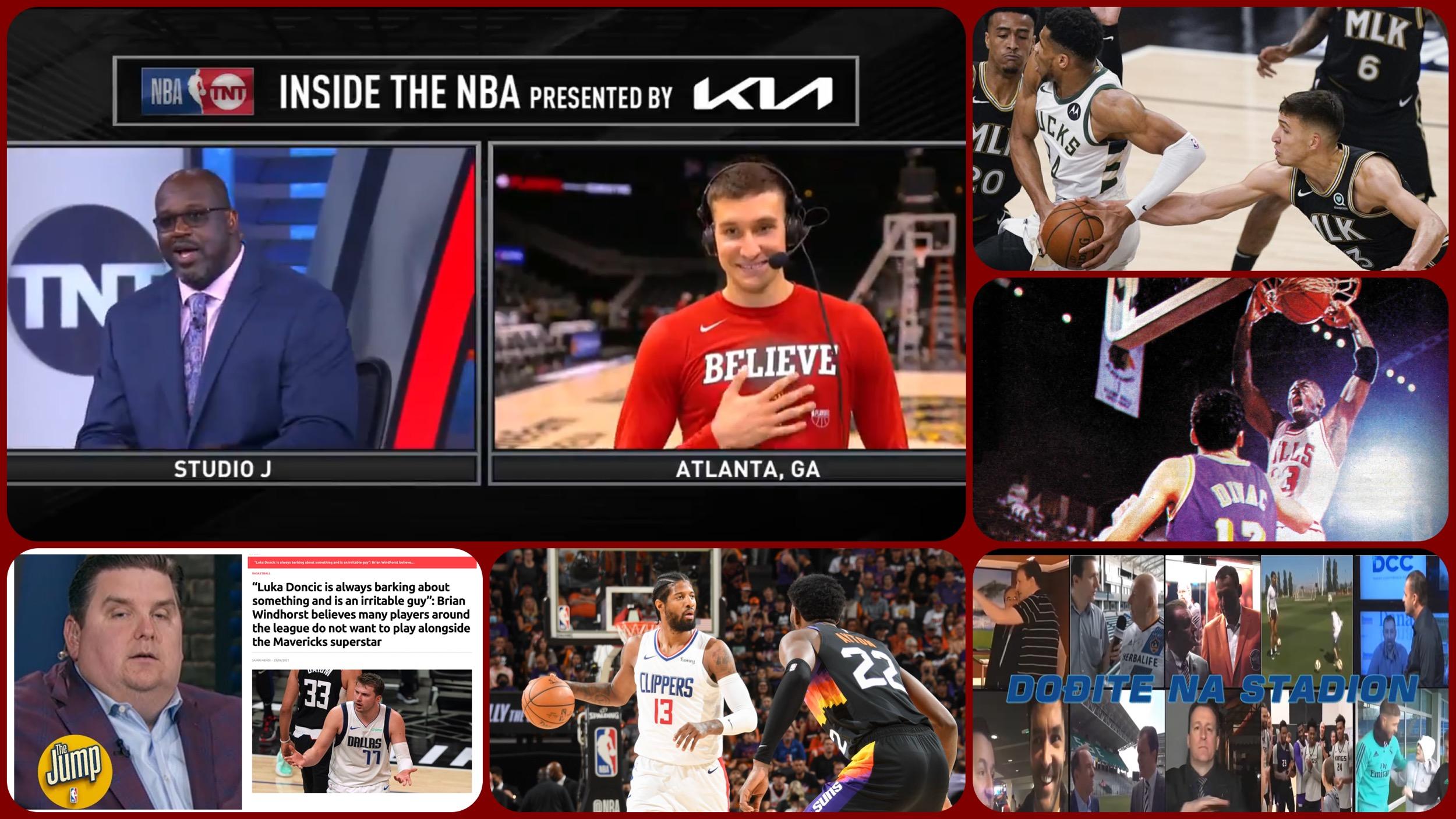 NBA Specijal: Srećan Bogdan svima koji slave… (VIDEO)