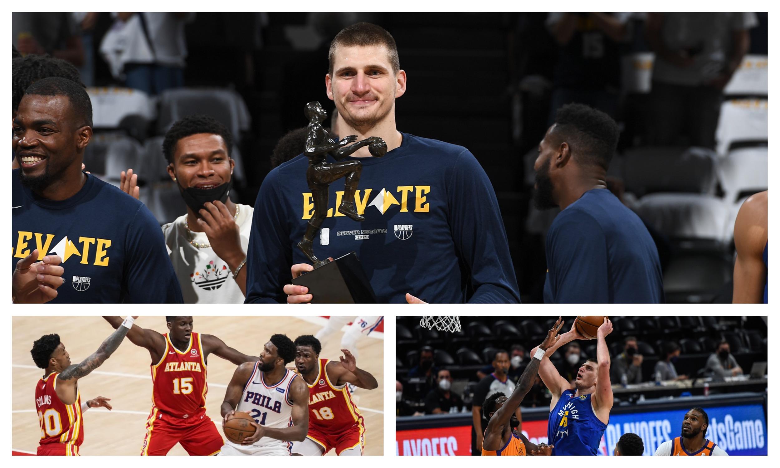 MVP Jokić upisao tripl dabl u porazu od Finiksa, starteri Denvera na nivou ABA lige (VIDEO)