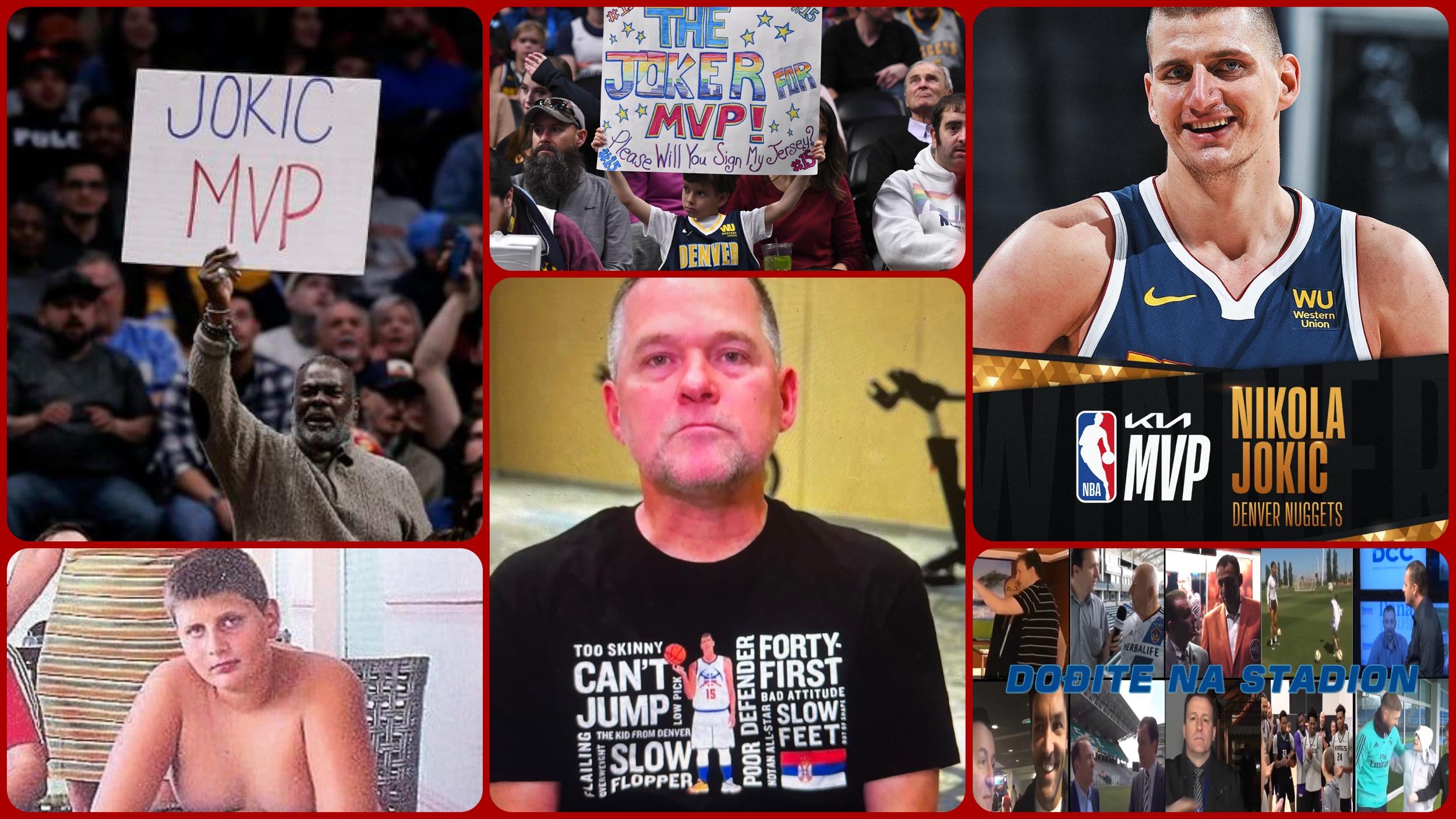 NBA Specijal: MVP autsajder iz Srbije koga Amerika voli…(VIDEO)