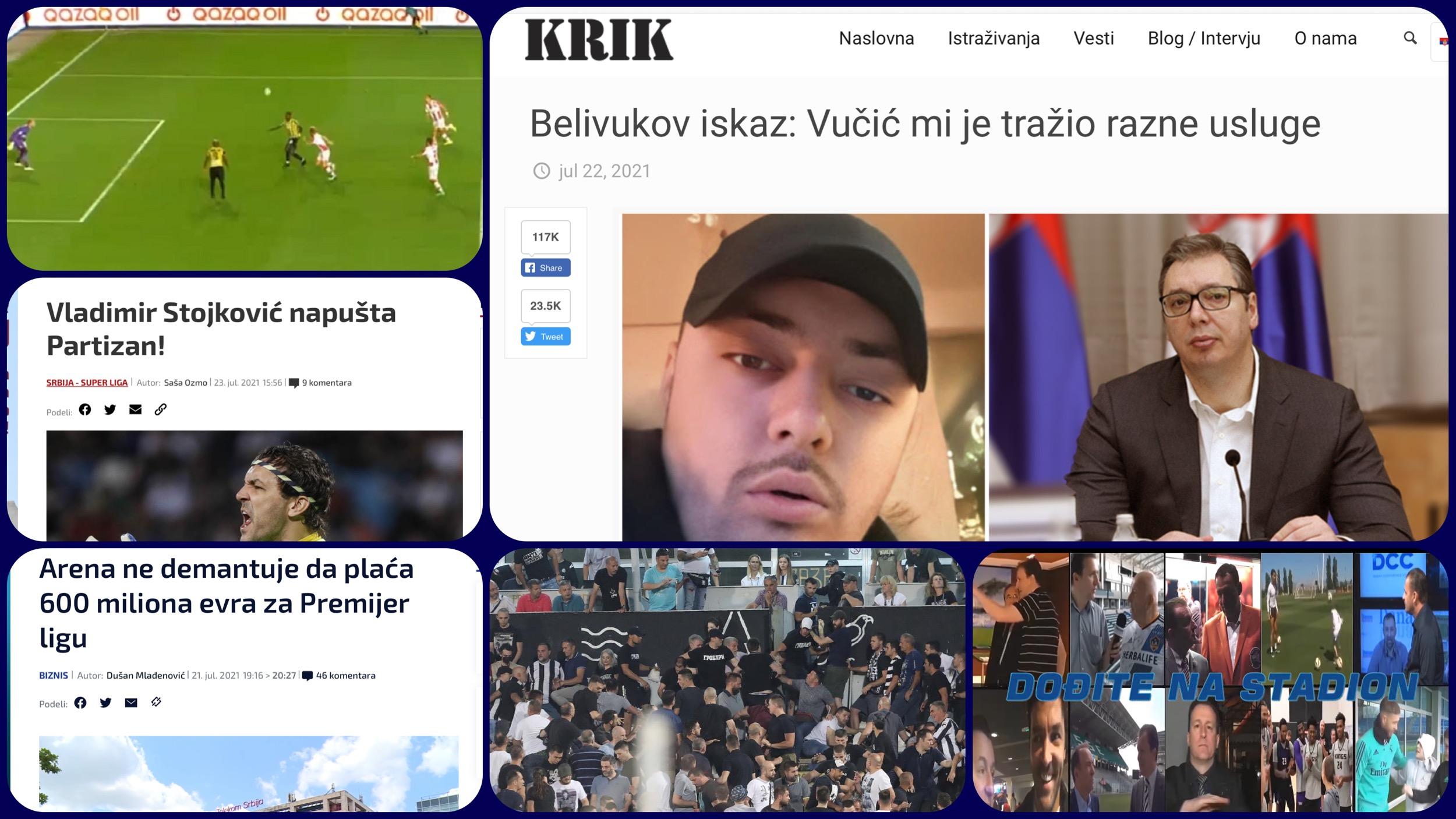 Željko Pantić: Dođite na stadion 443. Sijamski blizanac SNS vlasti i 600 miliona evra Telekom ludila (VIDEO)