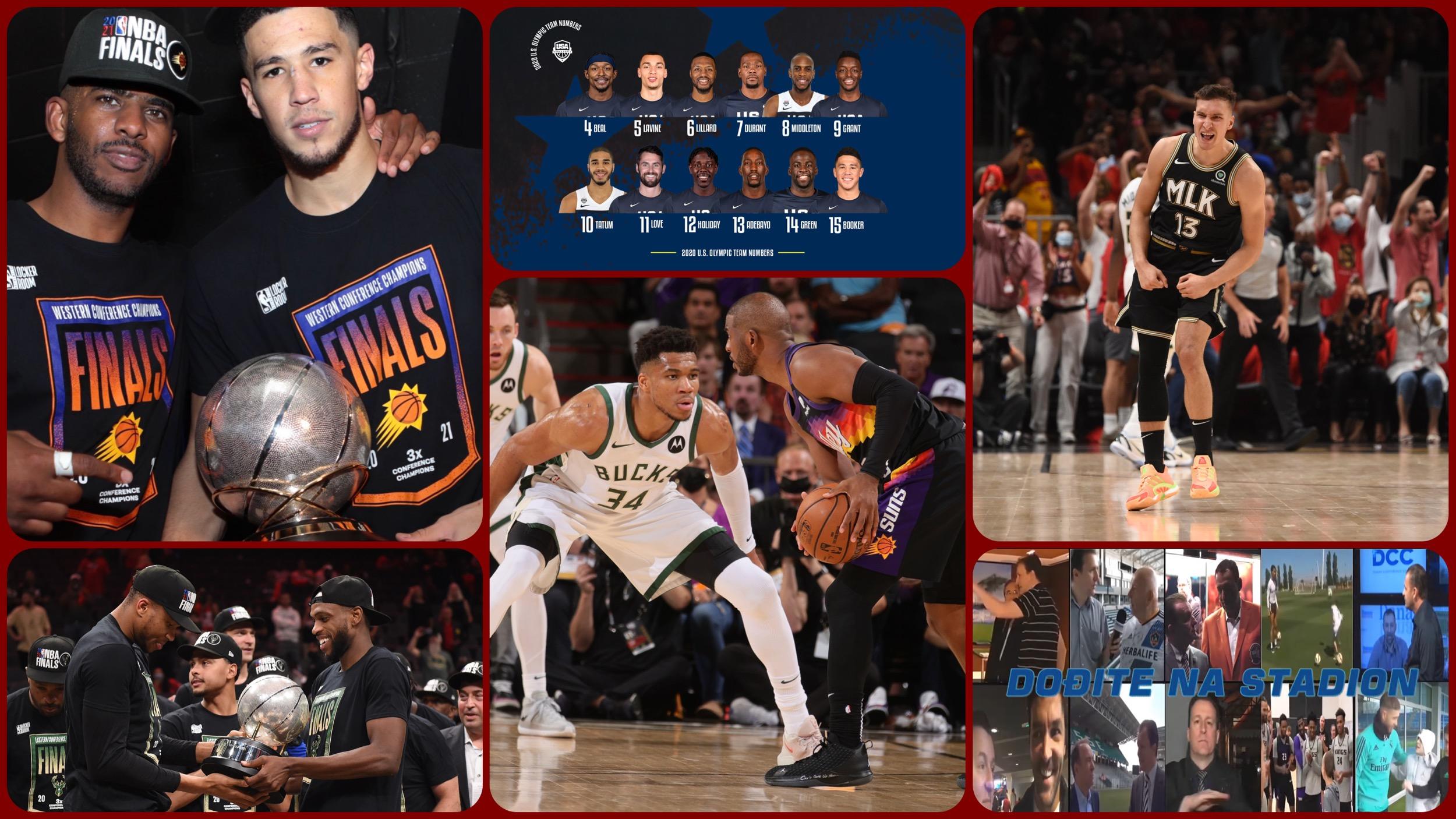 NBA Specijal: Finale gladnih timova i povrede koje odlučuju NBA šampiona… (VIDEO)