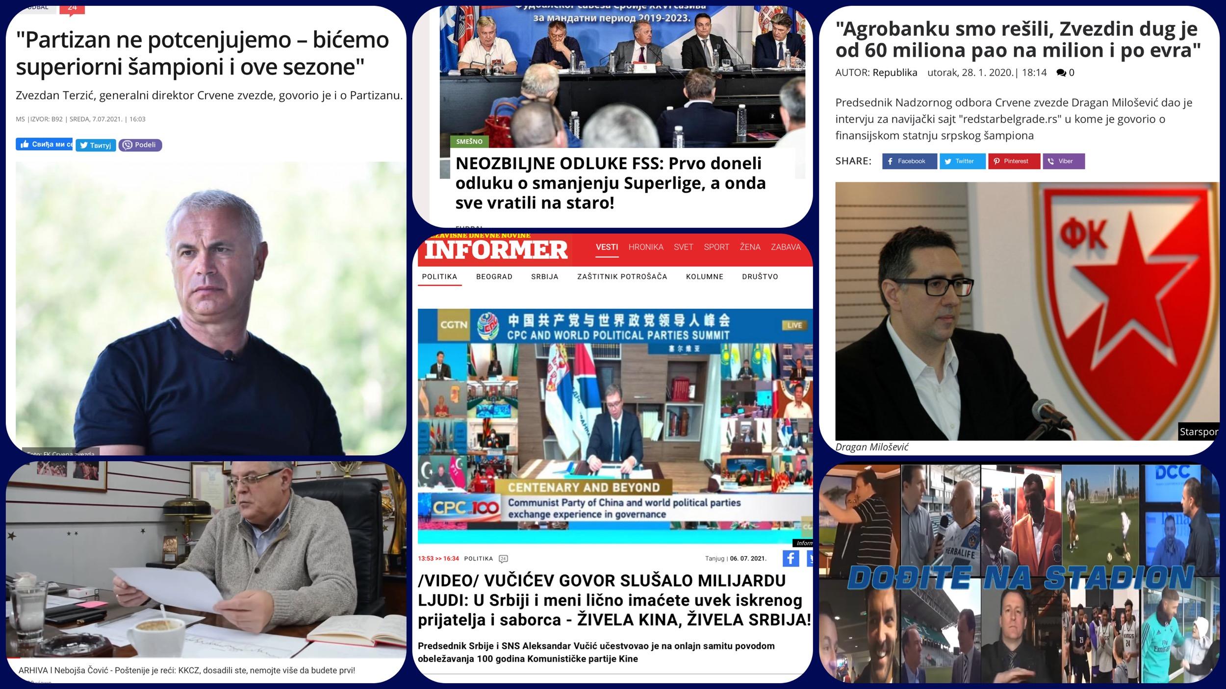 Željko Pantić: Dođite na stadion 437. Vučić, Komunistička partija i Crveno bela armija…(VIDEO)