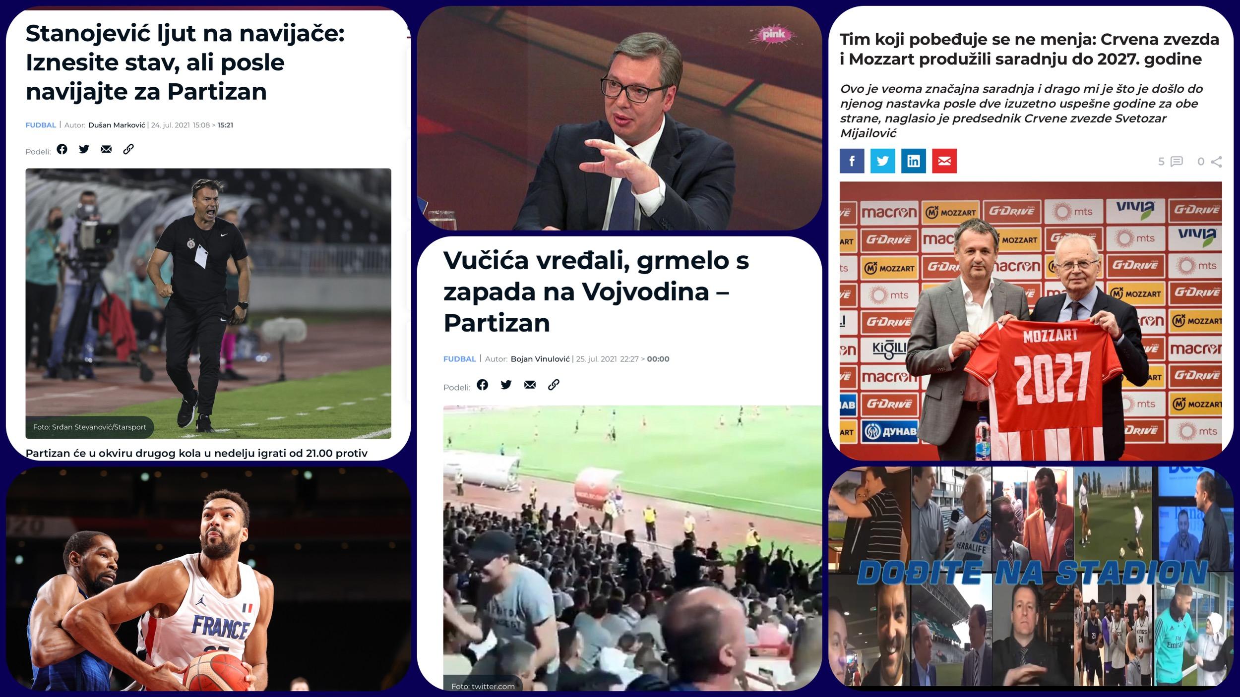 Željko Pantić: Dođite na stadion 444. Bes Ace Nevolje i neposlušna crno bela raja… (VIDEO)