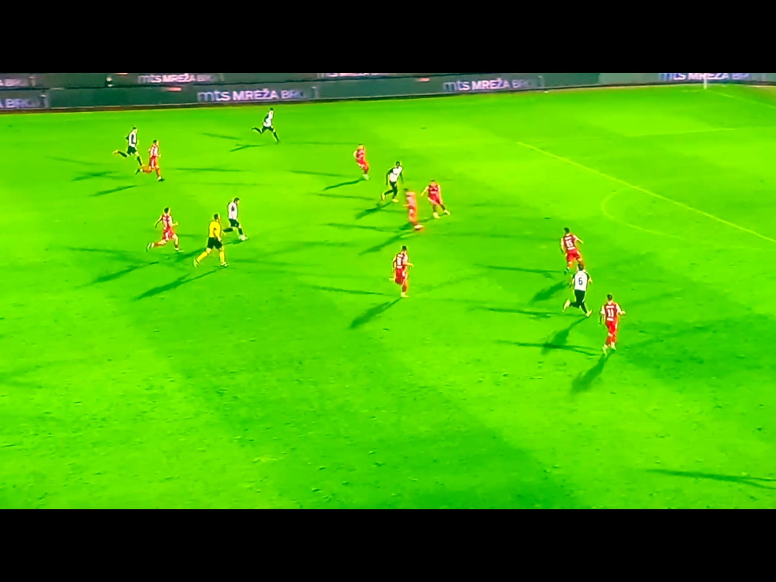 Izveštaj: Partizan-Radnički Niš 4:0. Nepodnošljiva lakoća postojanja normalnog desnog beka (VIDEO)