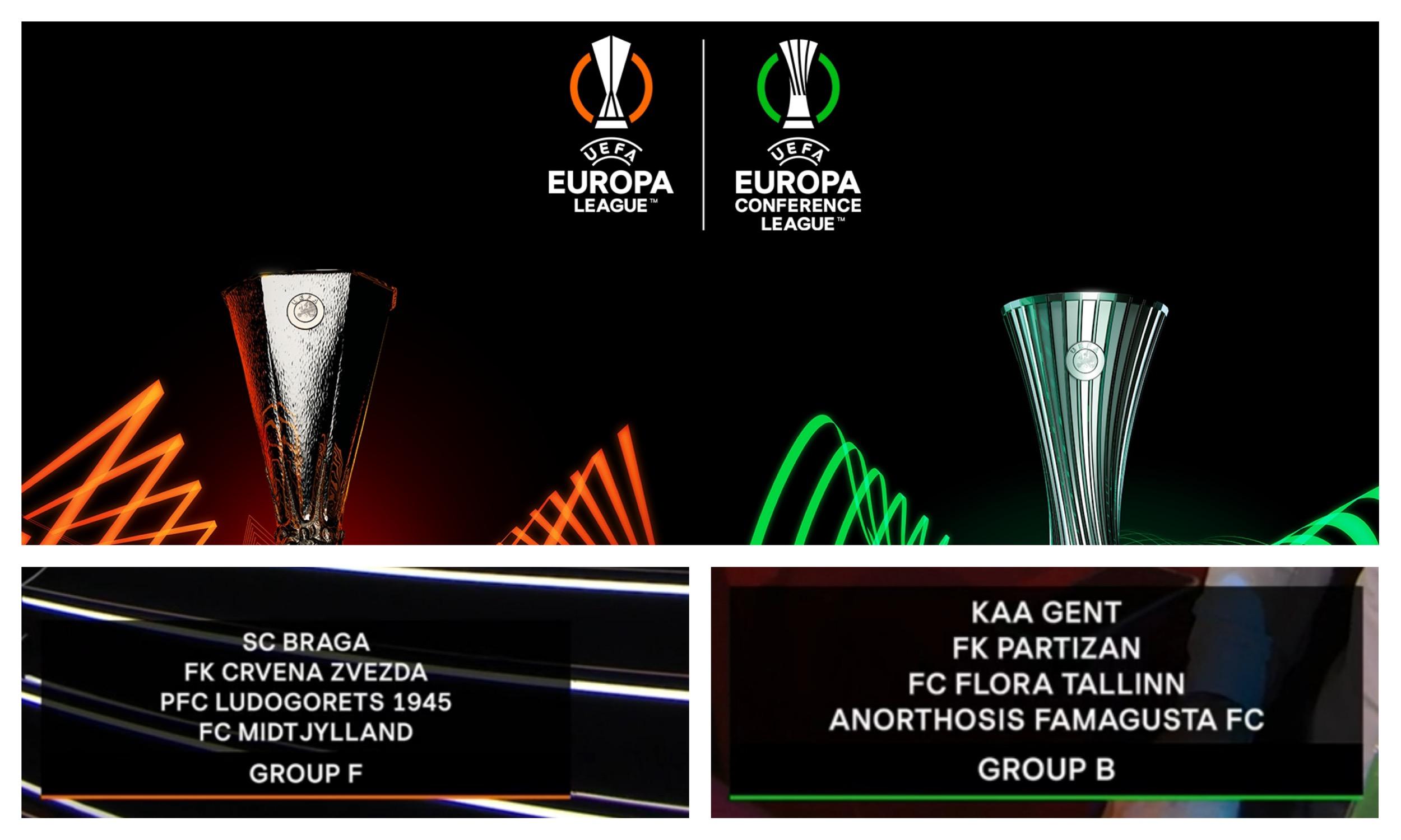 Analiza žreba za UEFA takmičenja: Srbija nadomak dvostrukog proleća u Evropi