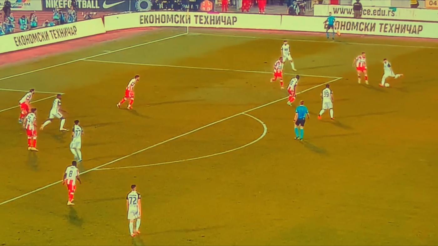 Izveštaj: Partizan-Crvena zvezda 1:1. Partizan od ivice ambisa do još jedne prosute pobede u derbiju (VIDEO)