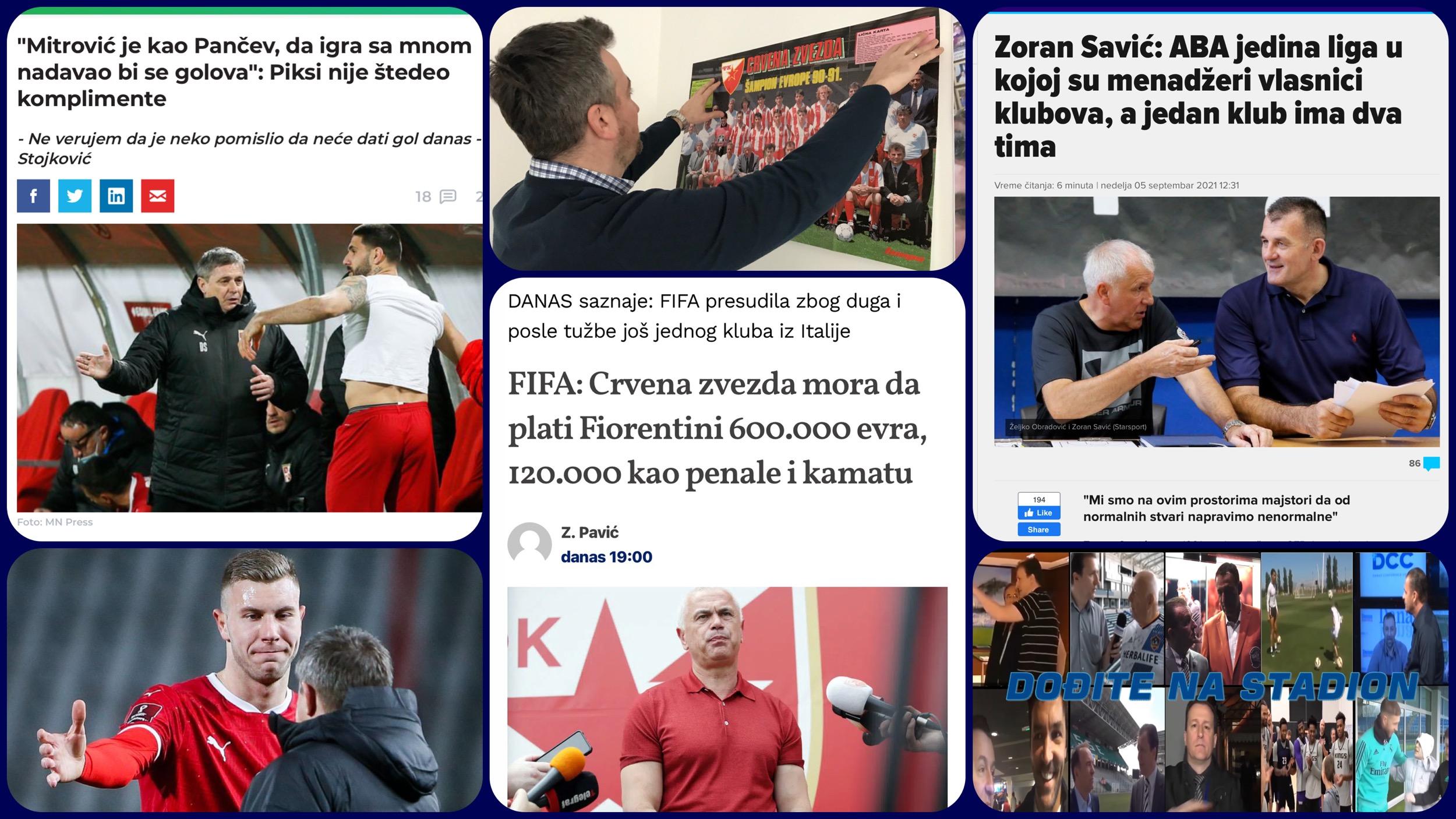 Željko Pantić: Dođite na stadion 457. Kostur iz ormara doktora Terzića i Piksijeva zelena grana…(VIDEO)