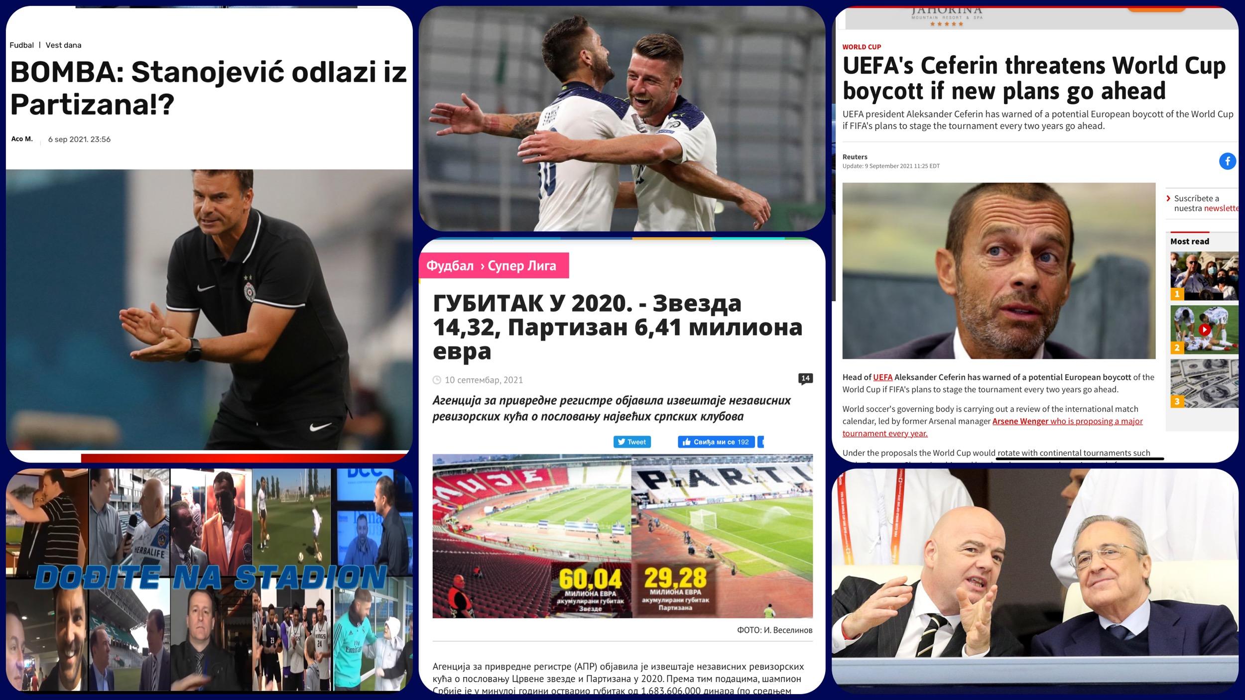 Željko Pantić: Dođite na stadion 458. Buđenje medijskih jataka i Stanoje koga niko neće…(VIDEO)