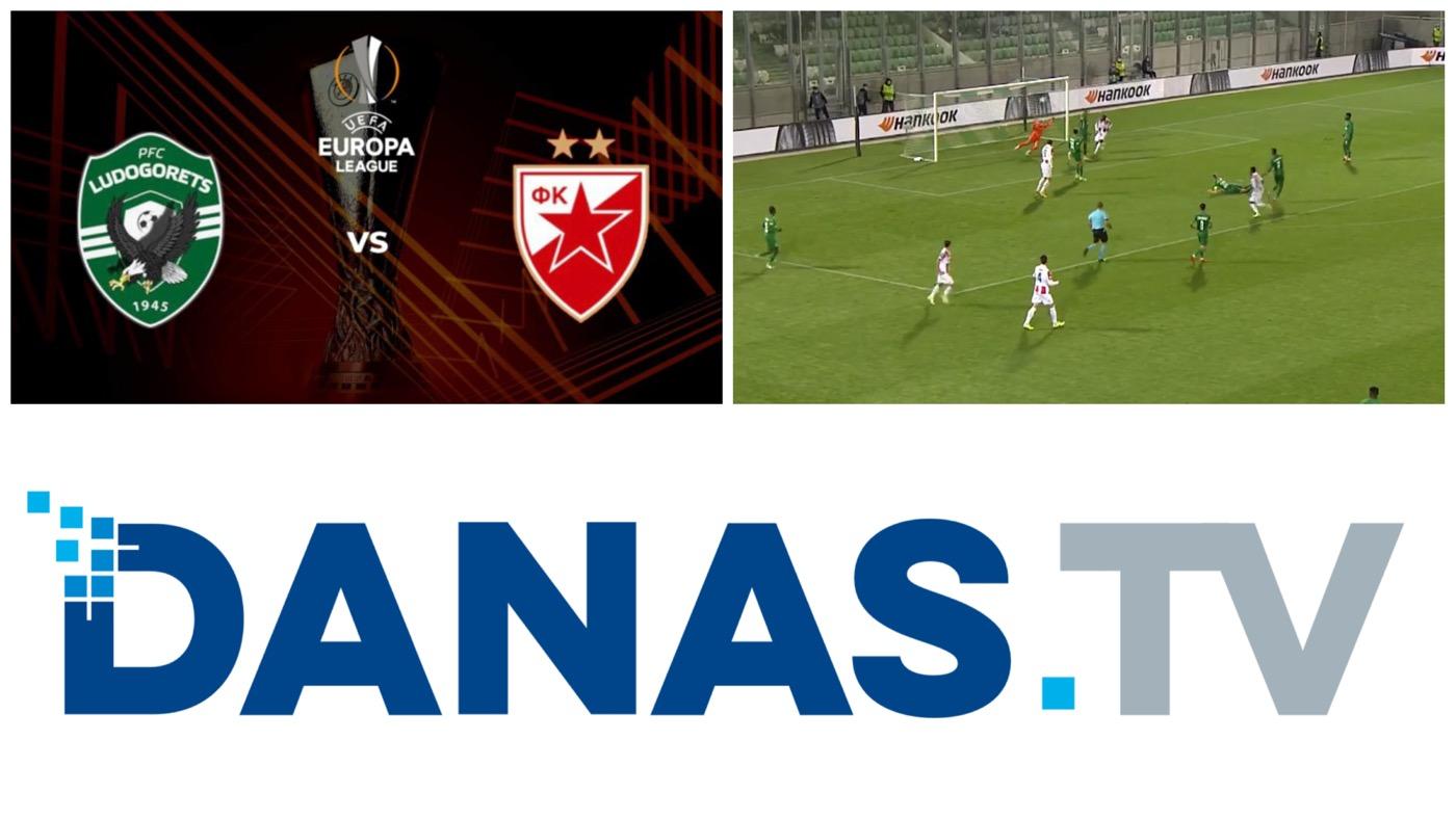 OCENE: Ludogorec- Crvena zvezda 0:1. Bomba Kange za pobedu u utakmici dva teško oslabljena tima (VIDEO)