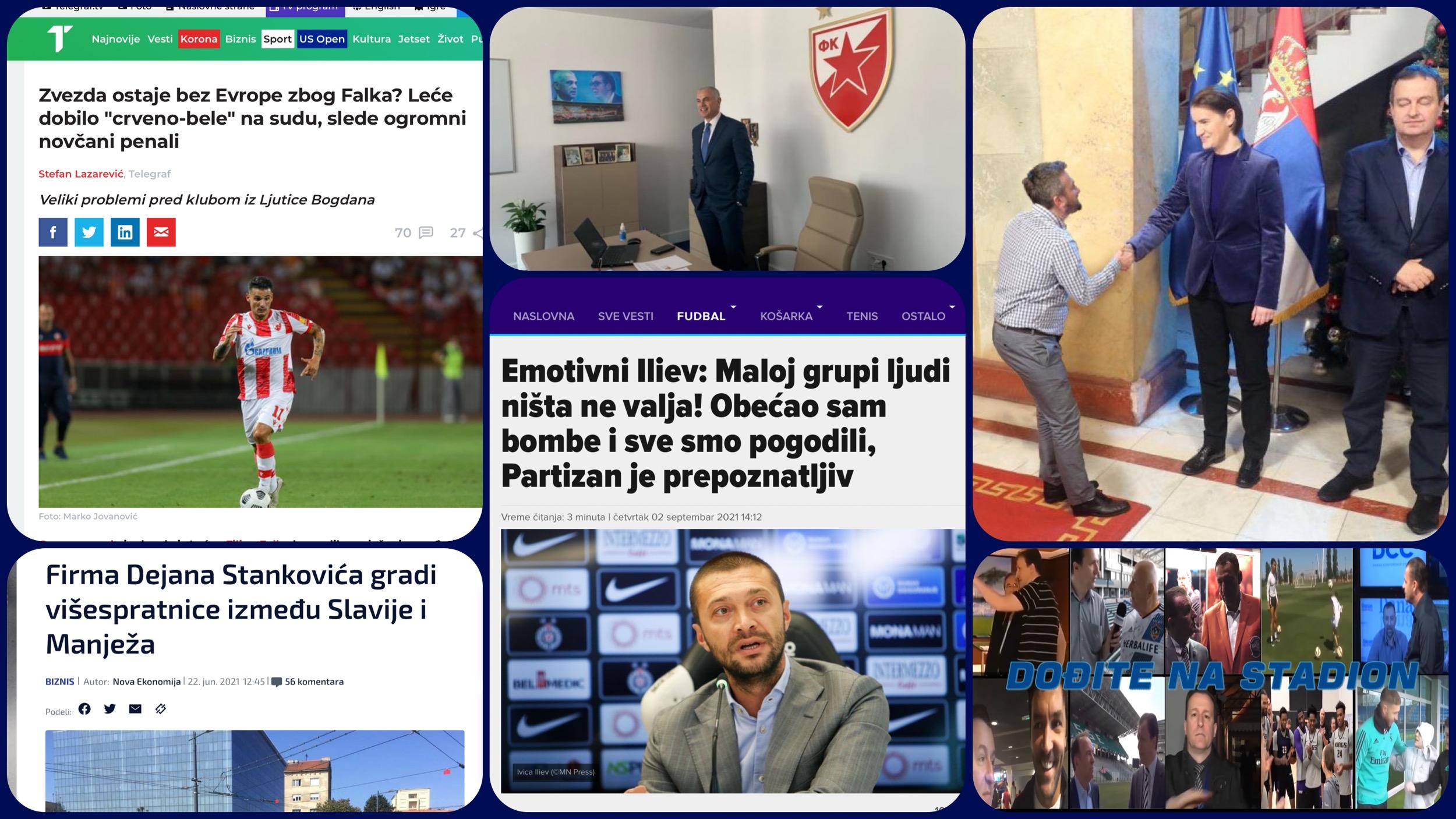 """Željko Pantić: Dođite na stadion 456. Ekonomija SNS destrukcije fudbala i tišina """"nezavisnih"""" medija… (VIDEO)"""