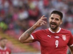 Dvostruki strelac u rutinskoj pobedi Srbije: Aleksandar Mitrović