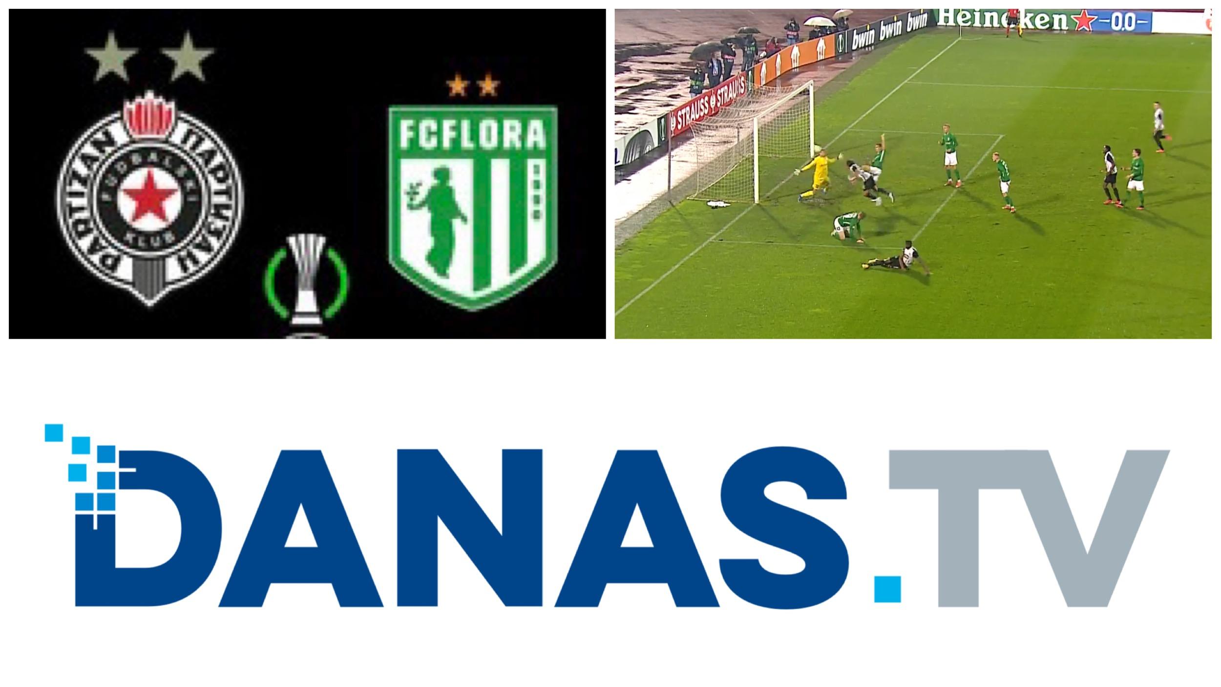 OCENE: Partizan-Flora 2:0. Markovićeva dva gola i Popovićeve dve odbrane  za očekivanu pobedu nad autsajderom (VIDEO)