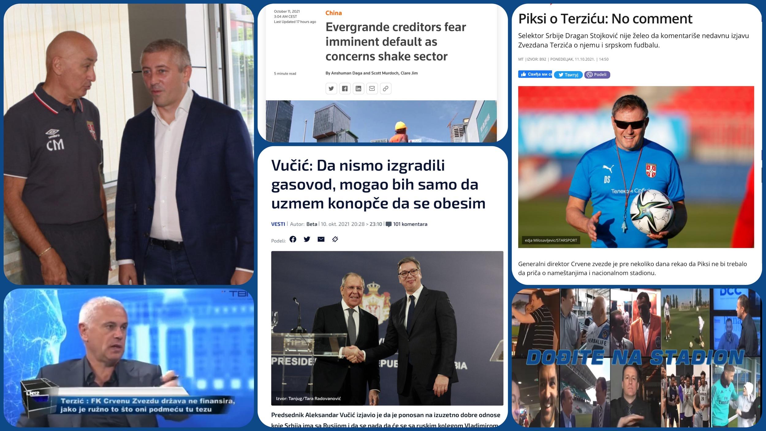 Željko Pantić: Dođite na stadion 469. Isceđeni doktor, Vučićevo konopče i čarobna reč Evergrande…(VIDEO)