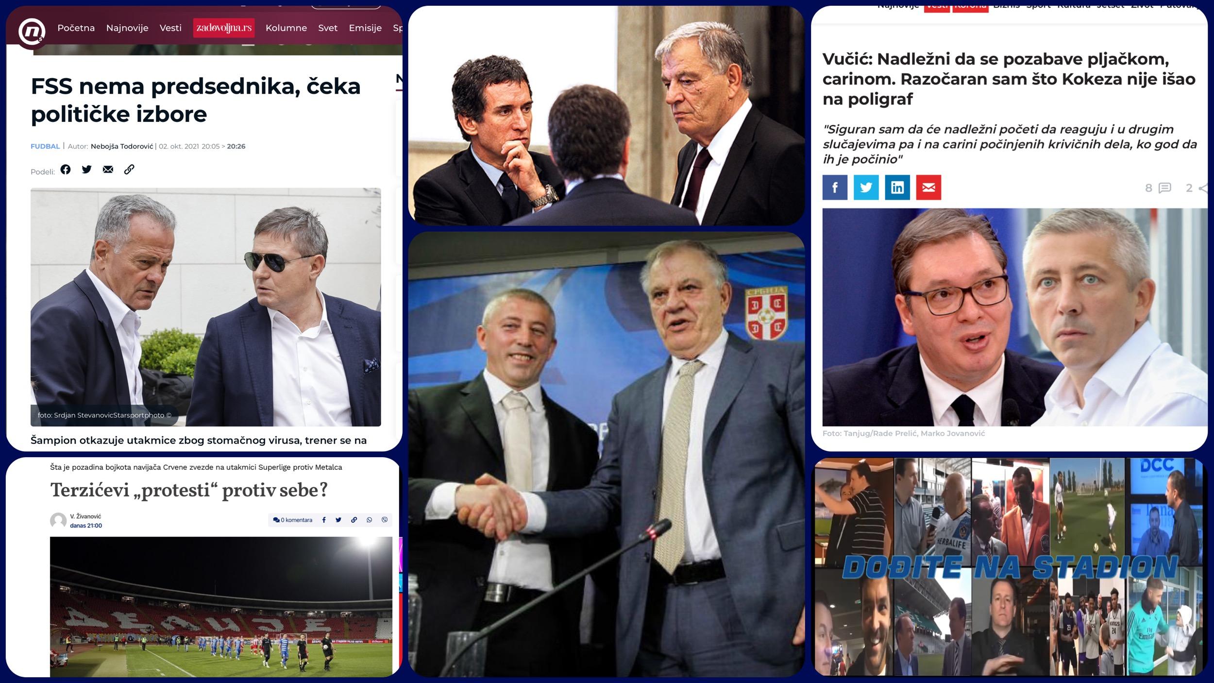 Željko Pantić: Dođite na stadion 466. Čekanje na  novog Kokezu i fatalni odlasci Toleta Karadžića… (VIDEO)