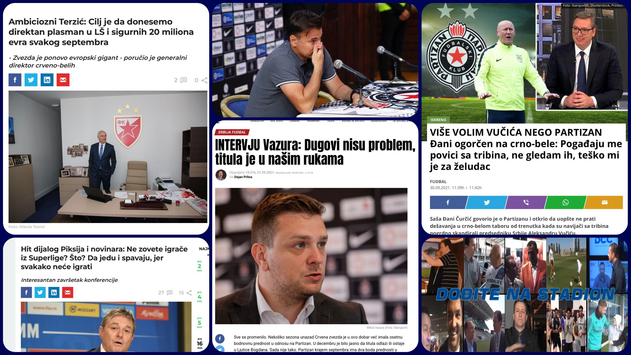 Željko Pantić: Dođite na stadion 465. Đani koji nije sam i senka bankrotstva nad evropskim uspehom(VIDEO)