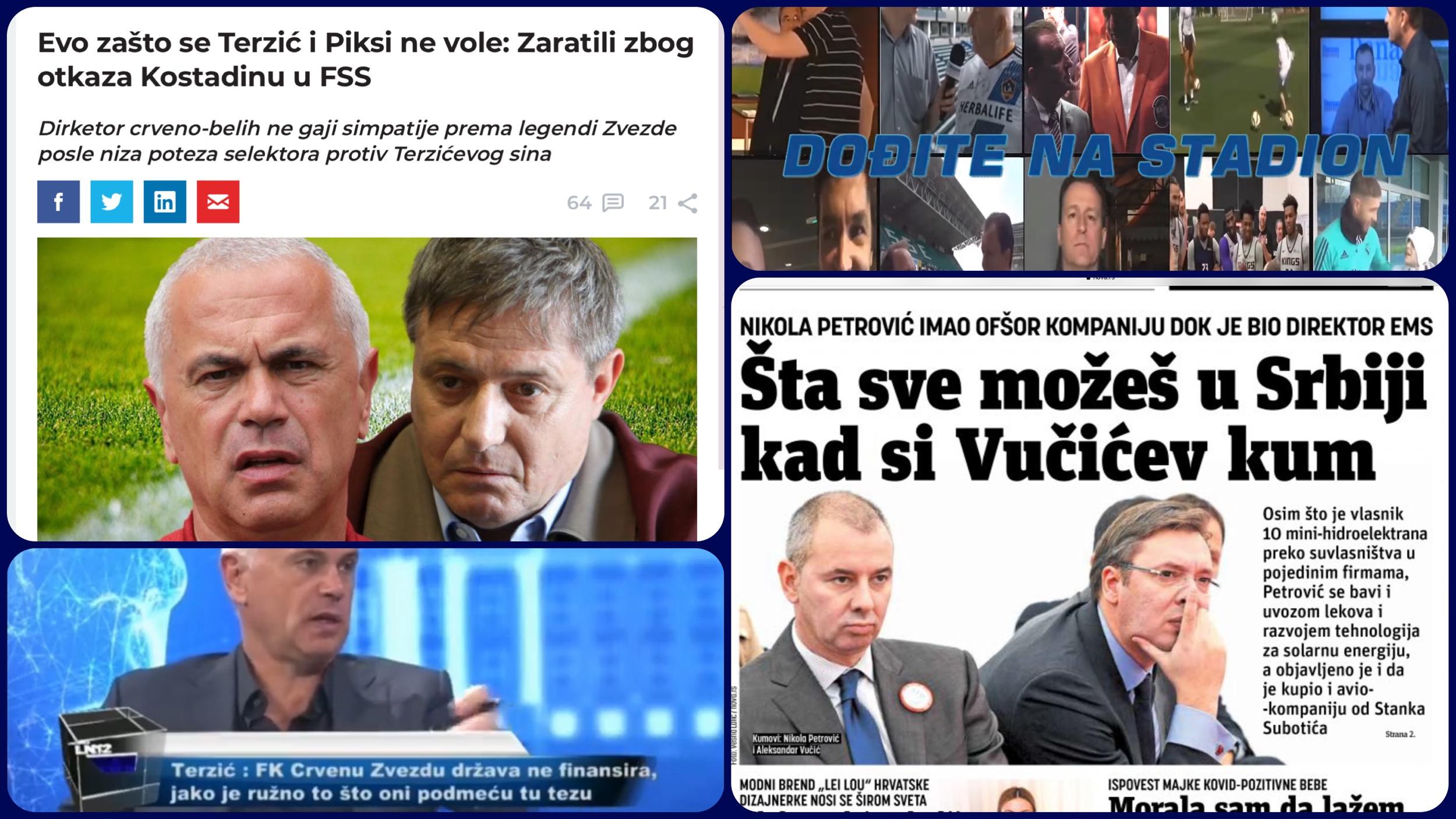 Željko Pantić: Dođite na stadion 468. Budući zaštićeni svedok u ofanzivi i pokušaj bekstva u FSS…(VIDEO)