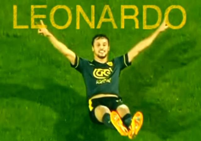 Zvanično: Leonardo potpisao trogodišnji ugovor sa Partizanom