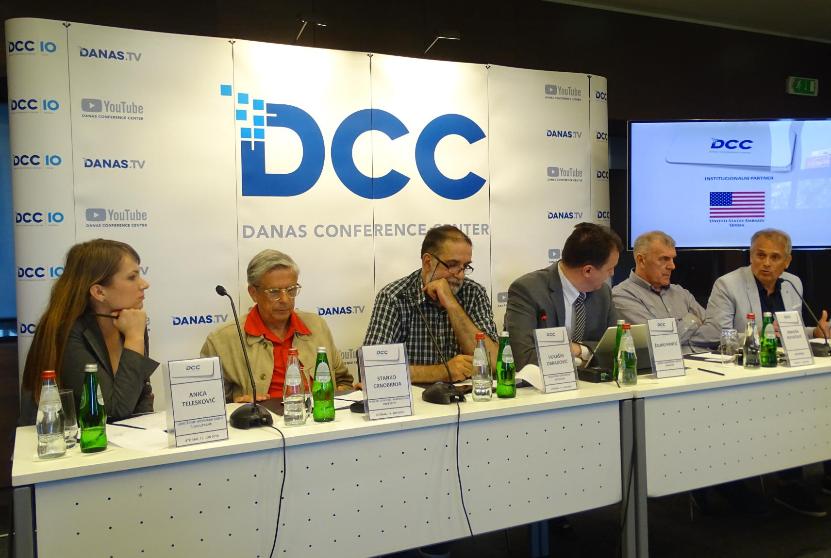 Politička distorzija tržišta oglašavanja u Srbiji (VIDEO)