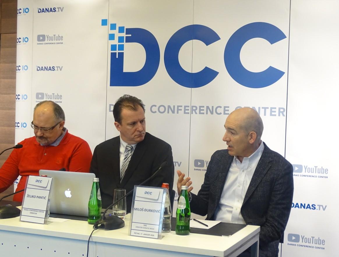 Veze Srbije i SAD u oblasti ICT industrije-Od velikih investicija do prihoda od društvenih mreža(VIDEO)