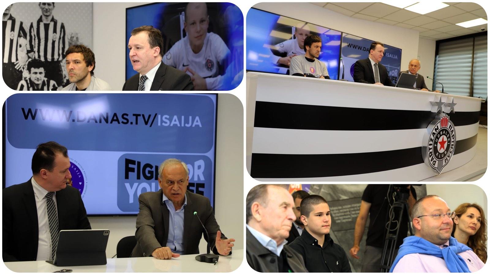 Održana promocija početka rada Fondacije Isaija(VIDEO)